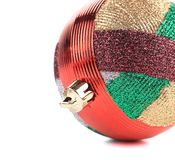 Christmas decoration ball. Royalty Free Stock Photos