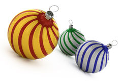Christmas decoration balls Royalty Free Stock Image