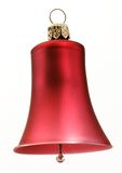 Christmas decoration - bell Stock Images