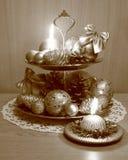Christmas Decoration Card - Stock Photos Stock Photos