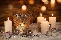 Christmas decoration for celebratory moments Royalty Free Stock Photos