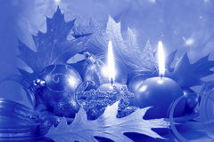 Christmas Decoration - Christmas Card Stock Photos Royalty Free Stock Photo