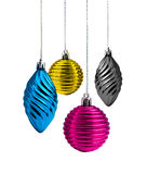 Christmas decoration cmyk Stock Photo