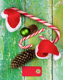 Christmas Decoration Concept Stock Photography