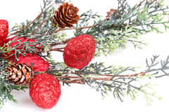 Christmas decoration Royalty Free Stock Photos