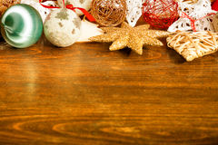 Christmas decoration and copyspace available Royalty Free Stock Photo