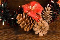 Christmas decoration detail Stock Image