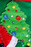 Christmas decoration detail Stock Photo