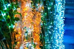 Christmas decoration. Displayed on bokeh lights background. For christmas decoration. Displayed on bokeh lights background Stock Photography