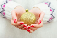 Christmas decoration element Royalty Free Stock Photography