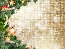 Christmas decoration. EPS 10 Royalty Free Stock Images