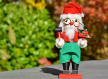 Christmas Decoration, Figurine, Santa Claus, Christmas Royalty Free Stock Photo