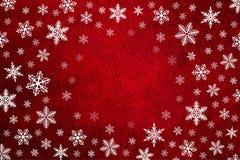 Christmas decoration frame. Stock Image