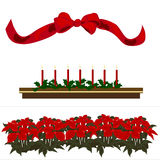 Christmas Decoration Group Stock Photos