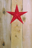 Christmas decoration on grunge wall Royalty Free Stock Photos