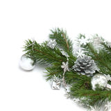 Christmas Decoration. Holiday Decorations Stock Photo