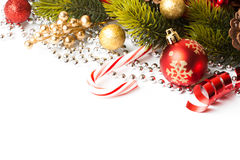 Christmas Decoration. Holiday Decorations Stock Photography
