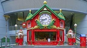 Christmas decoration at hysan place mall, hong kong Royalty Free Stock Image