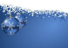 Christmas decoration illustration Stock Photo