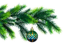Christmas decoration isolated Stock Photos