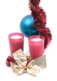 Christmas decoration isolated on white background Stock Image