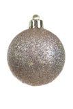 Christmas decoration isolated Stock Image