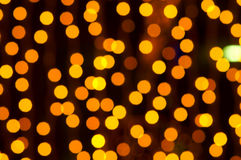 christmas decoration lights Στοκ φωτογραφία με δικαίωμα ελεύθερης χρήσης