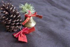 Christmas decoration Long christmas stock image