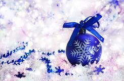 Christmas decoration. New year. Stock Image