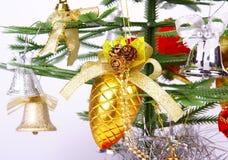 Christmas decoration o Stock Photos