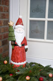 Christmas decoration outdoor Royalty Free Stock Images