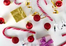 Christmas decoration set Stock Photo