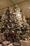 Christmas decoration shop in Salzburg Stock Photo