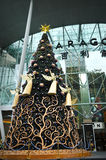 Christmas Decoration at Singapore Orchard Roa Royalty Free Stock Photography