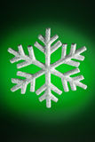 Christmas Decoration - Snow Flake royalty free stock photos