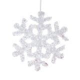 Christmas decoration, snowflake Stock Photos