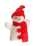 Christmas decoration snowman Royalty Free Stock Photography
