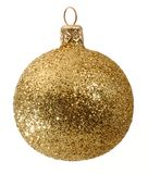 Christmas decoration - sphere Royalty Free Stock Photography