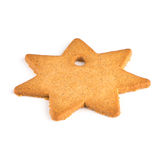 Christmas decoration: star shaped Royalty Free Stock Photos