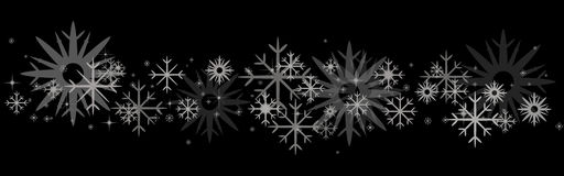 Christmas decoration with star Stock Image