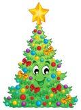 Christmas decoration theme 2 Stock Photo