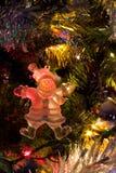christmas decoration tree στοκ εικόνα με δικαίωμα ελεύθερης χρήσης
