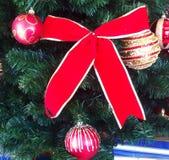 Christmas decoration. On christmas tree Stock Image