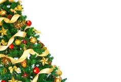 christmas decoration tree Στοκ Φωτογραφία