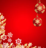 Christmas decoration. Vector Stock Images