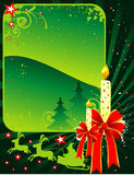 Christmas decoration vector Stock Image