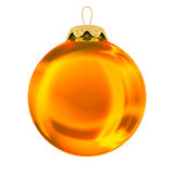 Christmas decoration on white background Stock Images