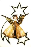 Christmas decoration xmas angel Stock Photography