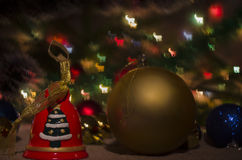 Christmas, decoration, year, new, holiday, decor, ornate Stock Photography