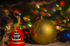 Christmas, decoration, year, new, holiday, decor, ornate Stock Image